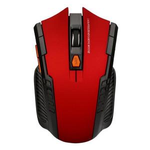 Mini 2,4 GHz Wireless Optical Game E-Sport-Maus und USB-Empfänger für PC Laptop Büro Geschenke