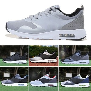 nike air max airmax 87 018 дизайнерская обувь Tavas Camouflage Повседневная обувь Бег 87 90 женщин мужчин Аутентичные Thea Black Red White Sports Shoes размер 40-45