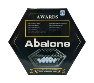 Abalone Board Games per Family Party Game La maggior parte dei premi del decennio Abstract Board Game Old Time Game