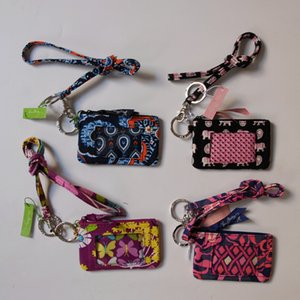 VB Lanyard with Zip Case School ID ID Case Lanyards for Youth VB Lanyard Set Heather Sandiago