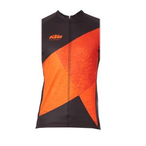 Maglia KTM Maglia da ciclista senza maniche Maglia da ciclismo Novità Vendita calda da ciclismo traspirante e asciugatura rapida U62203