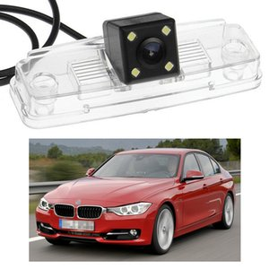 BMW 3 시리즈 2,012에서 2,015 사이 F30를위한 새로운 4 LED 자동차 후면보기 카메라 역방향 백업 CCD 적합