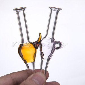Glass Carb Cap with Dabber Function For Domeless Quartz Banger Nails Enails Oil Wax Heady Glass Dab 771
