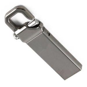 Memória Flash Drive USB 2 TB Real Memory Stick USB U Pen Pen Pendrive (Cor Prata) frete grátis