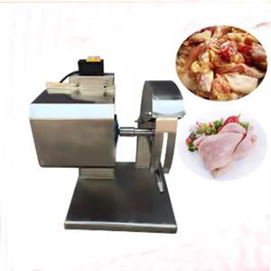 110 / 220v poulet Cutter poulet Machine à découper volaille commerciale viande Machine de découpe de volaille scie coupe pour Abattage Maison Meat Boutique