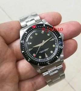 Самое лучшее качество Мужские наручные часы Vintage 6541 автоматические механические движения из нержавеющей стали Мода Мужские Мужские часы Часы