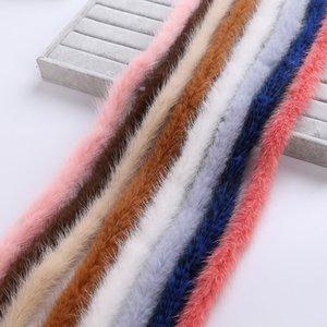 Pompes de fourrure de queue de cour 1 Accessoires de pompons de queue pour le trousseau Tassel DIY Jewelry Finding