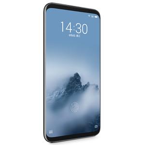 "Original Meizu 16 Plus 4G LTE teléfono celular 8 GB de RAM 128 GB 256 GB ROM Snapdragon 845 Octa Core Android Teléfono 20.0MP de huellas dactilares ID Mobile 6.5"""