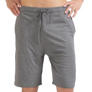Hombres Sleep Booms Pantalones de dormir Modal Pijama Booms Casual Homewear Pantalones de salón cómodos suaves Plus Size Pijamas