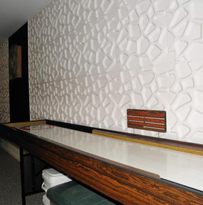 3D papier peint 3d solide treillis grille salon canapé chambre toile de fond 3D grande peinture murale papier peint peinture moderne a143
