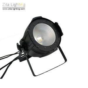2 шт./лот Zita освещение LED Par банки 100 Вт COB сценическое освещение RGBW 4 в 1 DMX512 шайба стены DJ диско свадьба театр эффект освещения