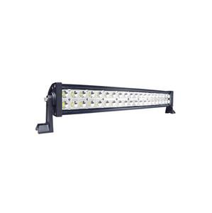 "4pcs 지프 보트 / SUV / 트럭 / 자동차에 대 한 위대한 LED로드 작업 빛 바 홍수 / 자리 콤보 빔 -3W LED-9000 루멘 24 ""120W 크리 어"