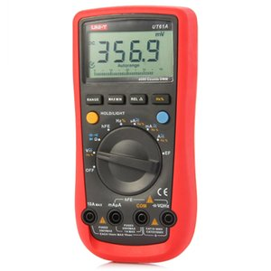 Multimetro portatile Multimetro palmare Auto Range Multitester Portatile Voltmetro Tester Meter Amperometro