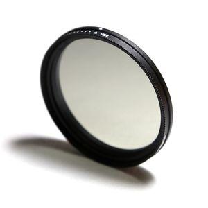 Lightdow 49mm 52mm 55mm 58mm 62mm 67mm 72mm 77mm Fader Değişken ND Filtre Nötr Yoğunluk ND2 ND4 ND8 ND16 ND400 Lens Filtre