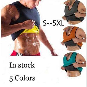 Men 's Ultra Sweat 스포티 한 발한 코르셋 남성용 바디 셔츠 허리 보호 스테레오 타입 바디 조각 DHL 무료 배송