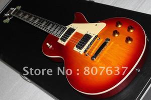 Custom shop Grande som 1960 linhas verticais guitarra elétrica Frete grátis
