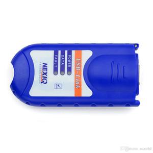 Diagnóstico resistente NEXIQ Link 125032 Truck USB Ferramentas de diagnóstico Kit completo Alta qualidade Todos os cabos