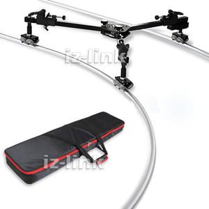 Carregar o slider portátil da trilha da câmera 30KG que segue o slider para disparar no filme video