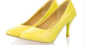 Бесплатно отправить горячие небольшой код 31 32 33 ярдов большой размер 40 41 42 43 ярдов корейский острым концом туфли на высоком каблуке новые женские одиночные обувь
