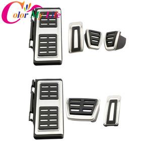Coche del pedal pedales automáticos para VW GOLF GTI 7 MK7 Lamando para Audi A3 S3 8V RS3 Cabrio Fit para Skoda Octavia 5E A7 rápido Seat Leon