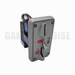 2 Adet Ön Giriş Tek Sikke karşılaştırması Sikke Seçici sikke Alıcı otomat için TL 389 pençe vinç makinesi arcade mahcine
