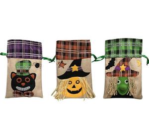 Halloween dekorasyon çanta Halloween malzemeleri