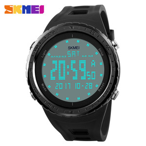 Orologi militari Moda uomo Sport Watch SKMEI 1246 Marca LED Digital 50M impermeabile Swim Dress Sport Outdoor orologio da polso