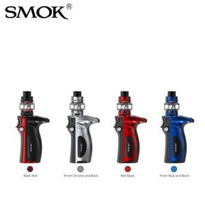 100% original smok mag grip kit 85 watt grip mod mit 5 ml tfv8 baby v2 tank unterscheidungskraft oled bildschirm kompatibel mit 21700 20700 18650