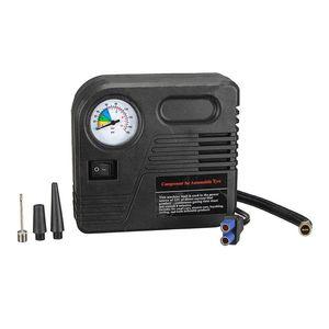 Mini Electric DC 12V Car Air Compressor Pumps 150 PSI Air Compressor Tire Inflator Inflatable Pump for Car Motorcycles Bicycles
