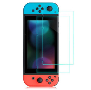 Real 9H Ultra-clear Tempered Glass Screen Protector Film For Nintendo Switch Protective Film Cover For Nintendo Switch 2017 NS Accessories
