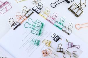 Morsetto per carta per fascette metalliche per carta - formato 3, accessori per scuole per ufficio