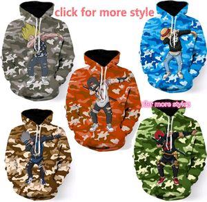 Neue Mode Paare Männer Frauen Unisex Kleidung Dragon Ball Z 3D Print Hoodies Pullover Sweatshirt Jacken Pullover Top TT218
