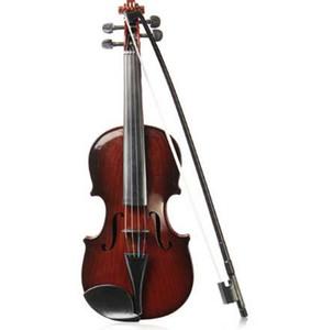 Регулируемая Строка Музыкальный Начинающий развивать Детские таланты Моделирование Игрушки Лук Акустическая Скрипка Практика Демо Инструмент Детский Подарок