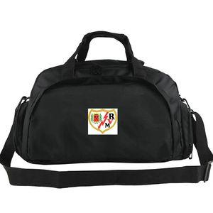 Rayo Vallecano sac polochon fourre-tout RVM sac à dos club de football de football épaule bagages Sport duffle Pack fronde extérieure