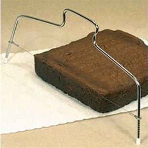 выпекание торт слоистых устройства новых инструментов Хлеб украшая выпечки торта инструменты проволоки торт слайсер выпечки инструментов