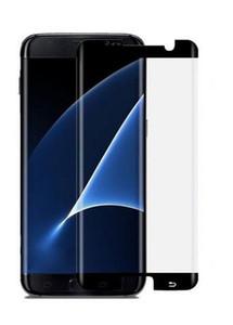 الزجاج المقسى ثلاثي الأبعاد لسامسونج S7edge S8 S8plus HD شاشة الهاتف الخليوي حماة الجبهة المضادة للخدش اساهي الزجاج