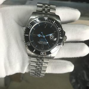 Nuevos roles V3 Reloj para hombre Bisel de cerámica Sapphire Glass Automático 2813 Pulsera de jubileo de acero inoxidable Cierre de sólido