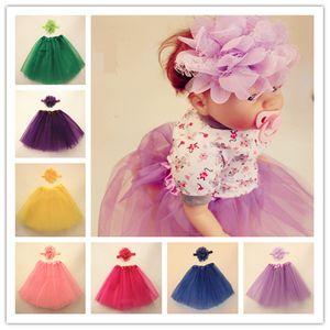Babies Girl Clothes Princess Kids Rabbit Skirt + Hairband Set Floral Baby Set Children's Photography Skirt Tutu Dress Bubble Skirt