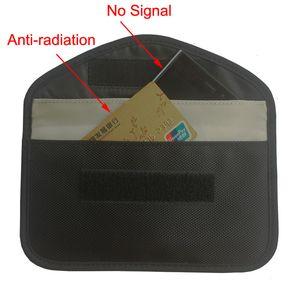 Bag, Cep Telefonu Kılıfı Engelleme Karşıtı Radyasyon Anahtar Kılıfı Sinyali Karşıtı casusluk Karşıtı izleme Engelleme Oxford Bezi RFID Sinyali
