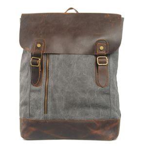Raged овцы мужчины ноутбук рюкзак старинные случайные многофункциональный простой большой емкости подростков человек студент книга s ранец