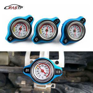 RASTP- Genuine Thermostatic Gauge Radiator Cap + Water Temp Gauge 0.9 1.1 1.3 BAR Cover RS-CAP001