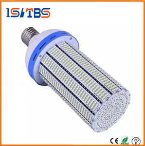 AC 85-265V LED Corn Light Bulb 30W 40W 60W 80W 100W 120W 140W E27 E40 High Bay Garden Warehouse parking lot lighting