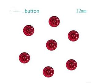 50 pz / lotto nuova lega 12mm snap noosa pulsante fascino misura pendente piccolo pulsante a scatto fascino moda vetro vetro linee fascino fai da te gioielli fatti a mano