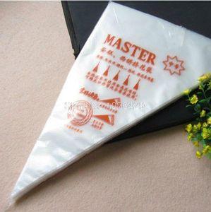 Sac à usage unique décorer le gâteau Biaohua sac crème Canalisations à moyenne taille épaissie Le bricolage Outils de cuisson non toxique 20pcs / Lot