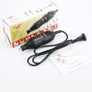 Электрическая дрель 110В / 220В электроинструменты мини DIY электрический шлифовальный станок для гравировки дрель инструменты