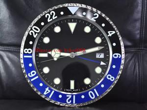 5 colores Excelente reloj de pared de moda 116718 116710 126710 Batman Decoración del hogar 34 cm x 5 cm 3 kg Cuarzo Relojes de pared luminiscentes electrónicos