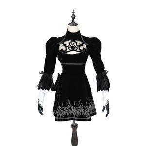 Nier: Automata Yorha 2B Cosplay Costume