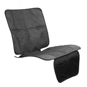 Baby Kind Auto Seat Protector Gürtel Sparer Abdeckmatte Easy Clean Protector Abdeckung Clip Auto Sicherheit Anti Slip Kissen Kabelbaum Pads