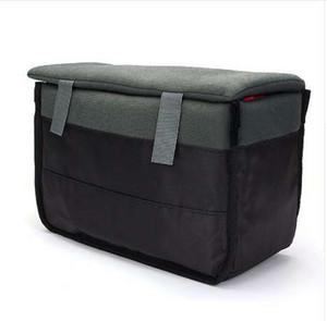 Insert Padded Camera Bag Case DSLR Inner Folding Divider Partition Protect Camera Inner Bag 11x5.5x7'' Moistureproof Shockproof