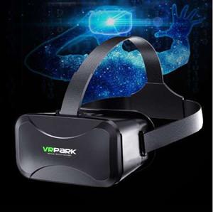 VRPARK Virtual Reality Occhiali 3D Cuffia VR per supporto smart phone Controller Bluetooth wireless Novità